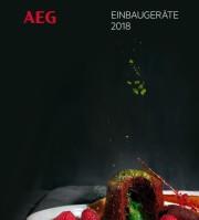 AEG Einbaugeräte 2018