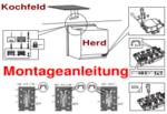 Download MONTAGE und INSTALLATIONSANLEITUNG für Herd und Kochfeld Gorenje