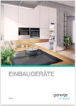 Katalog Hausgeräte Outlet Produkte, Einbaugeräte